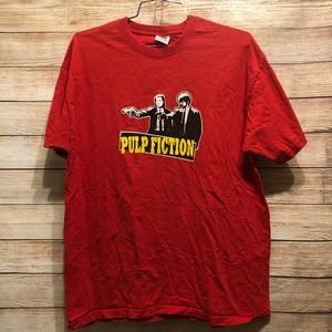Other - 🦄 3/$25 Pulp Fiction Vintage Graphic Tee